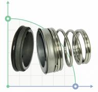 Механическое уплотнение (сальник) TS155-16