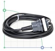 Датчик электропроводности, ПВХ, К = 1