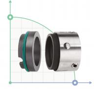 Механическое уплотнение (сальник) TS59U-65/BP SIC/SIC/PTFE/316