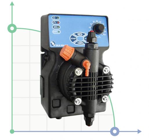 Насос-дозатор DLX MA/AD 0810 230V/240V CP-PVDF