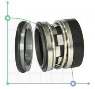 Механическое уплотнение (сальник) BS2100-12/L3 CAR/SIC/EPDM