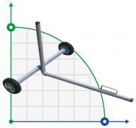 Тележка для спринклера 1,5'' - NPT