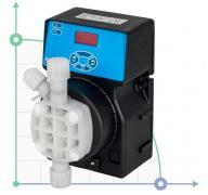 Насос-дозатор PDE DLX VFT/MBB 8-10 230V/240V головка PVDF
