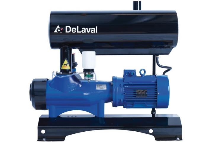 Вакуумная установка DVP 1600 от ДеЛаваль для МТФ